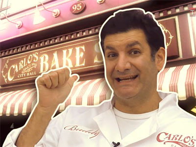 Cake Boss Therapy
