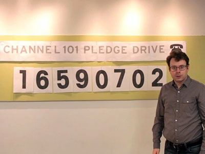 Channel 101 Pledge Drive