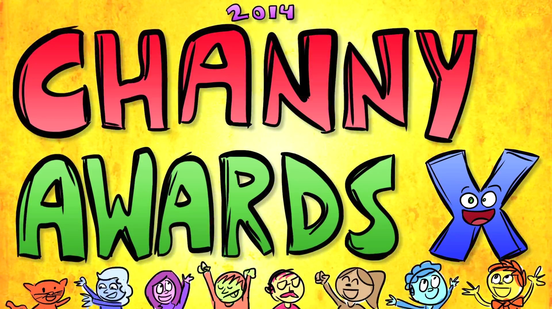 The 2014 Channy Awards