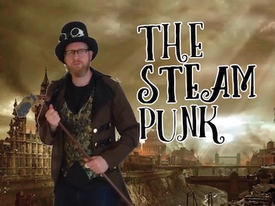 The Steam Punk 1