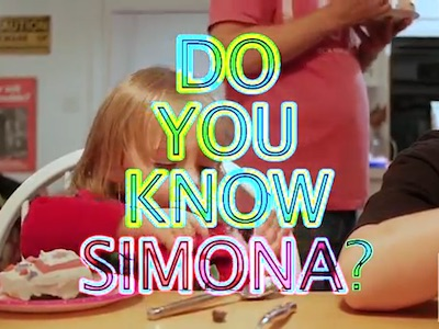 Simona's Birthday Commercial #1